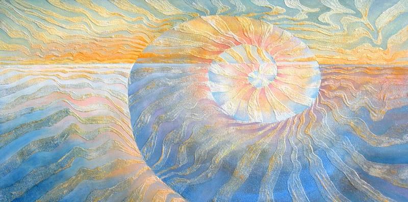 Sea-spiral #1