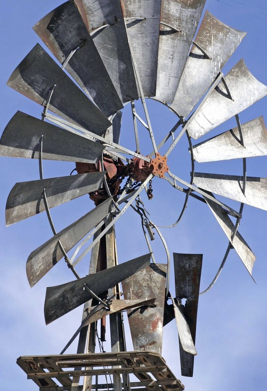 Broken Windmill,