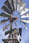 Broken Windmill, Barstow, California